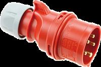 Kopp CEE-stekker IP 44, 5-polig, 400 V, 6 h, 16A
