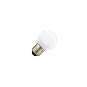 Glow led lamp 1W E27 warm/wit