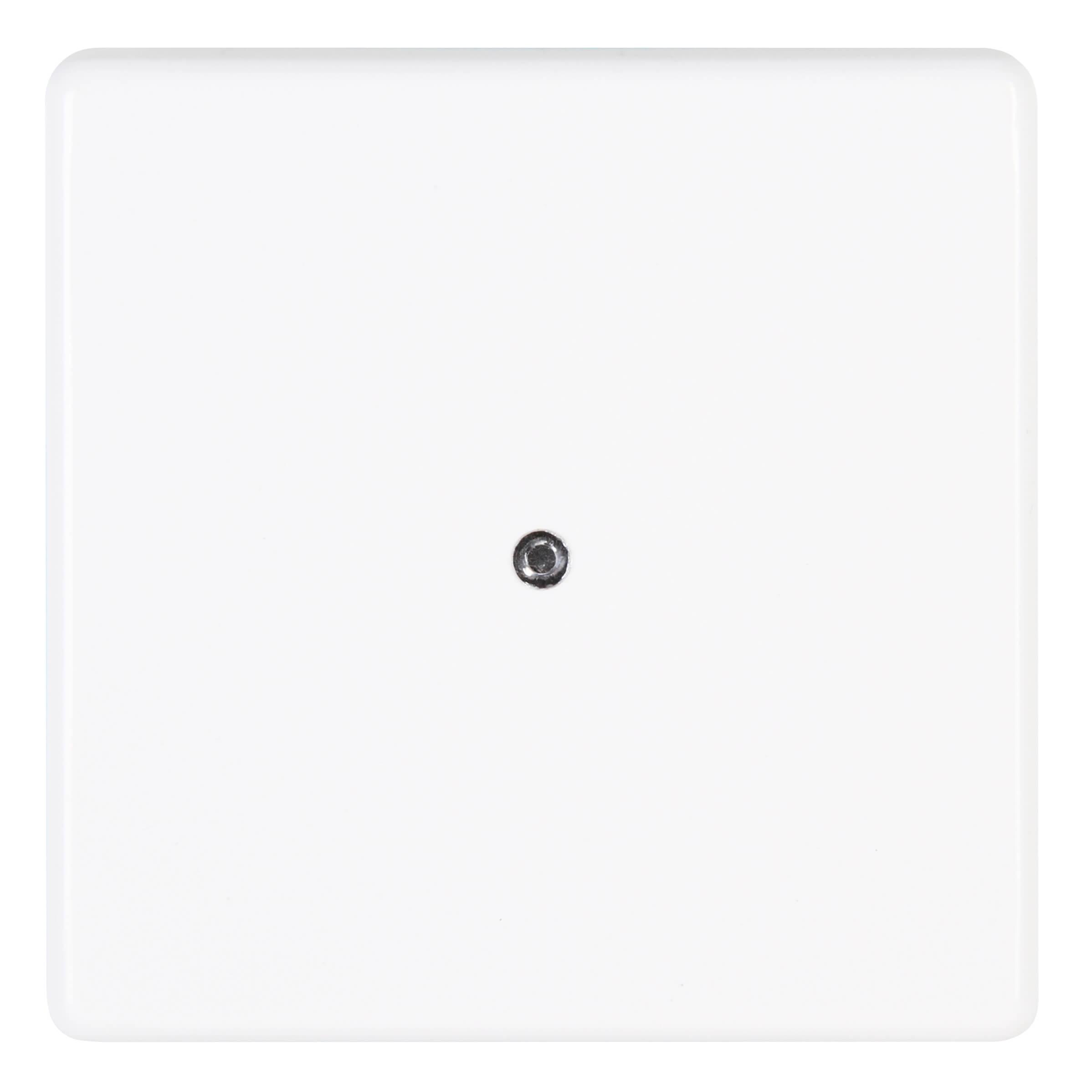 Kopp VISION controleschakelaar arctic wit
