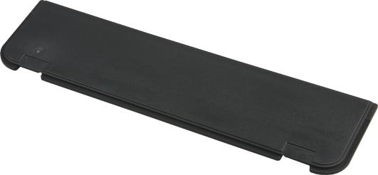 ABB HAF inzetstuk blind met rug 175x40 mm 175-00/2 (6932.130)