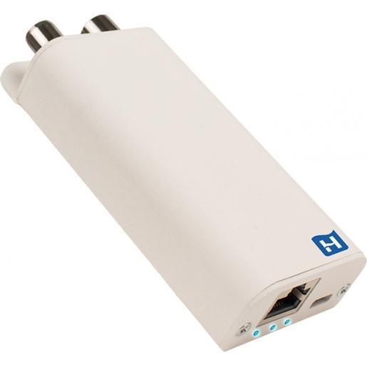 Hirschmann Multimedia MOKA INCA 1G over COAX white adapter (695020564)