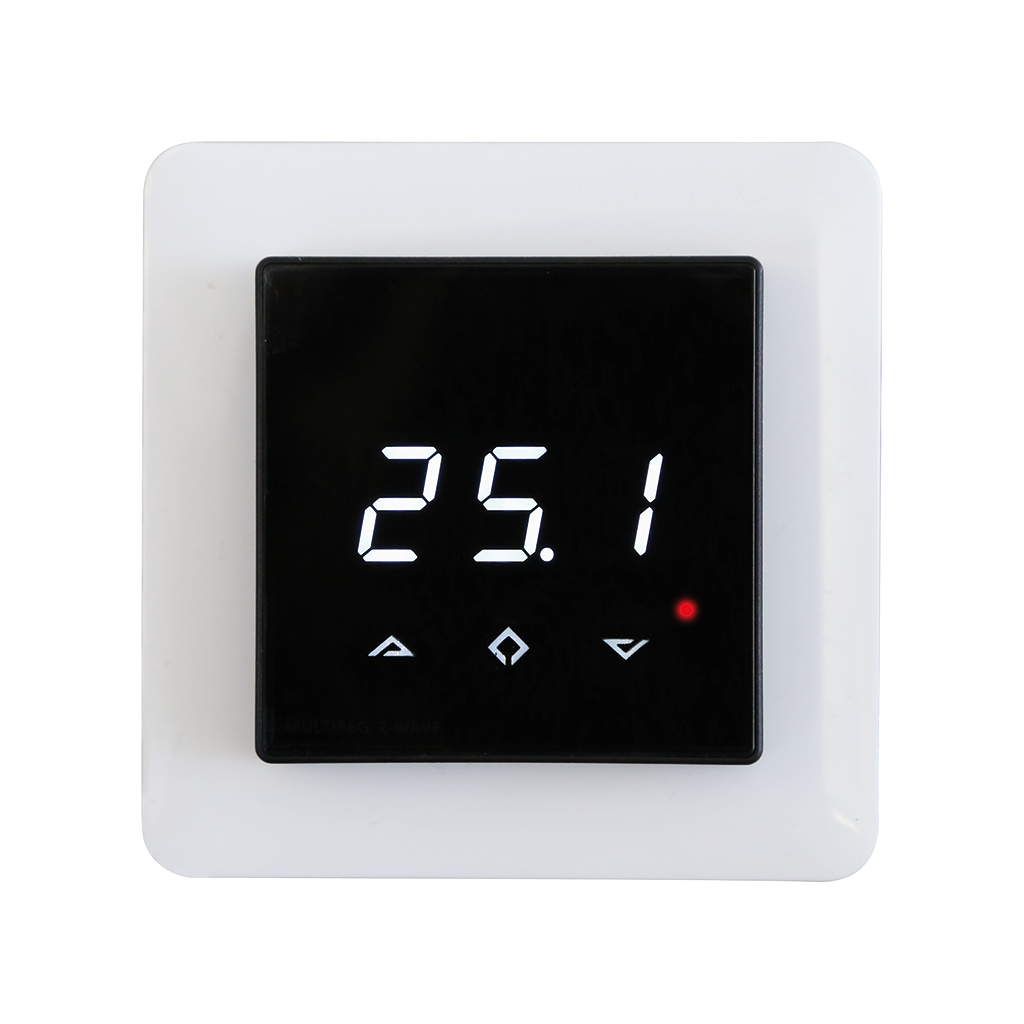 eTOUCH basic thermostaat 5-40 °C