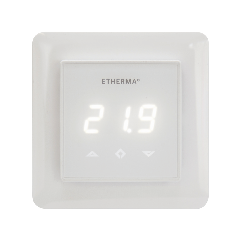 eTOUCH wellness thermostaat 5-60 °C