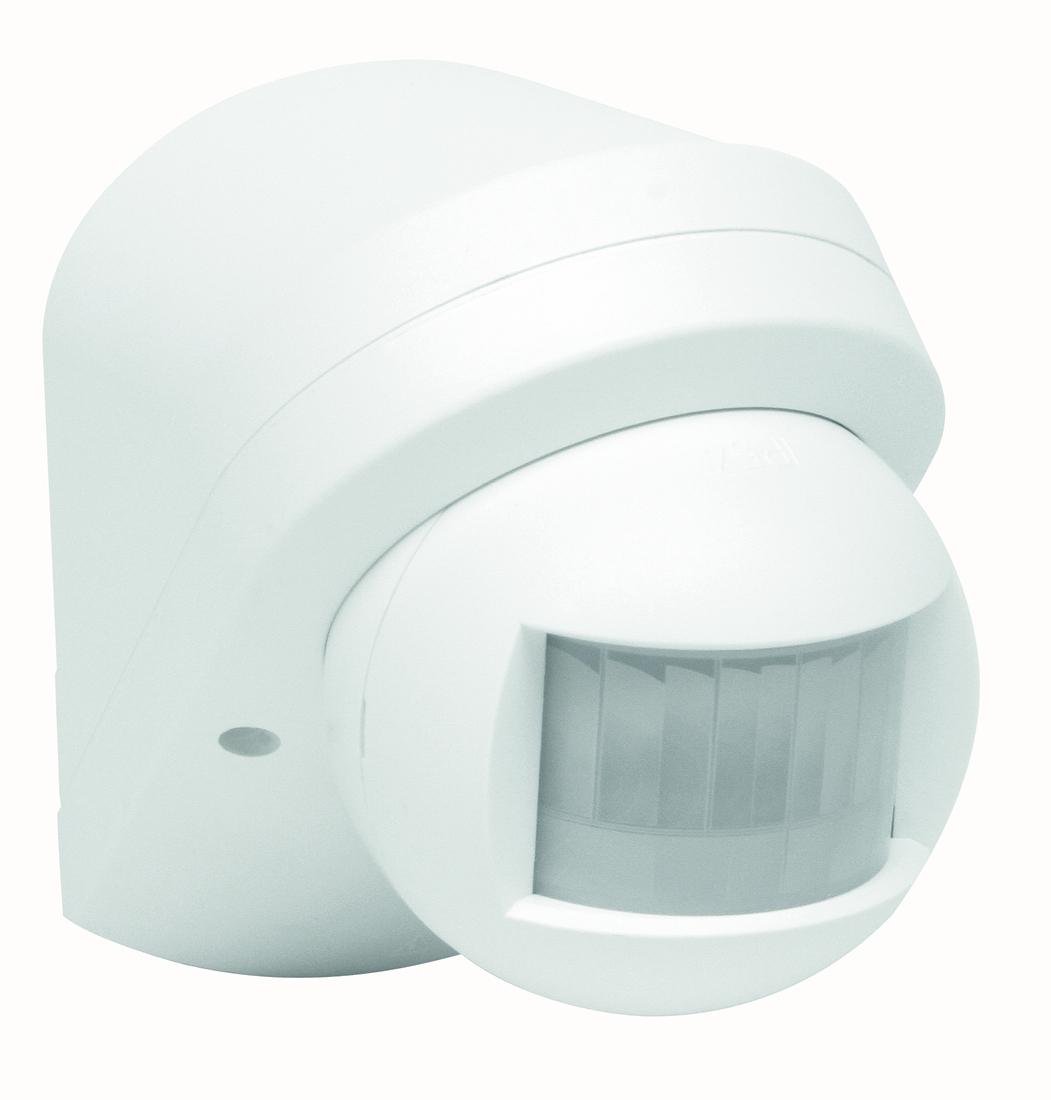 Kopp infracontrol 140° infrarood bewegingsschakelaar 3-draads 821302017