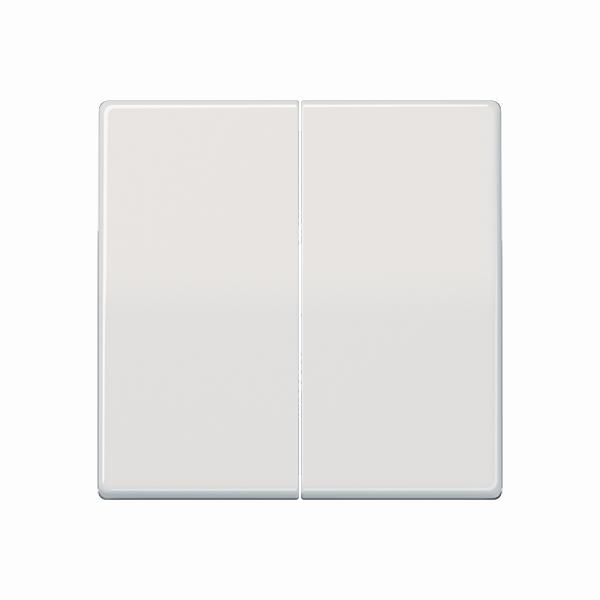 JUNG tastafdekking - AS500 crème wit antibacterieel (ABAS1565.07)