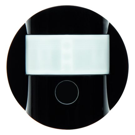 Hager Berker bewegingsmelder Berket.net - R.1 zwart (85341131)