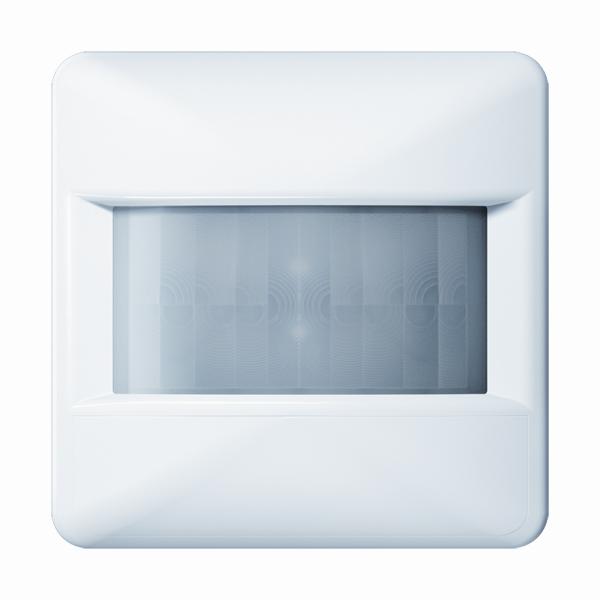 Jung (Hateha) automatische schakelaar 180º sensorafdekking - CD500 alpin wit (