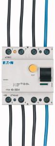 Eaton differentieelschakelaar 4P 40A 30mA