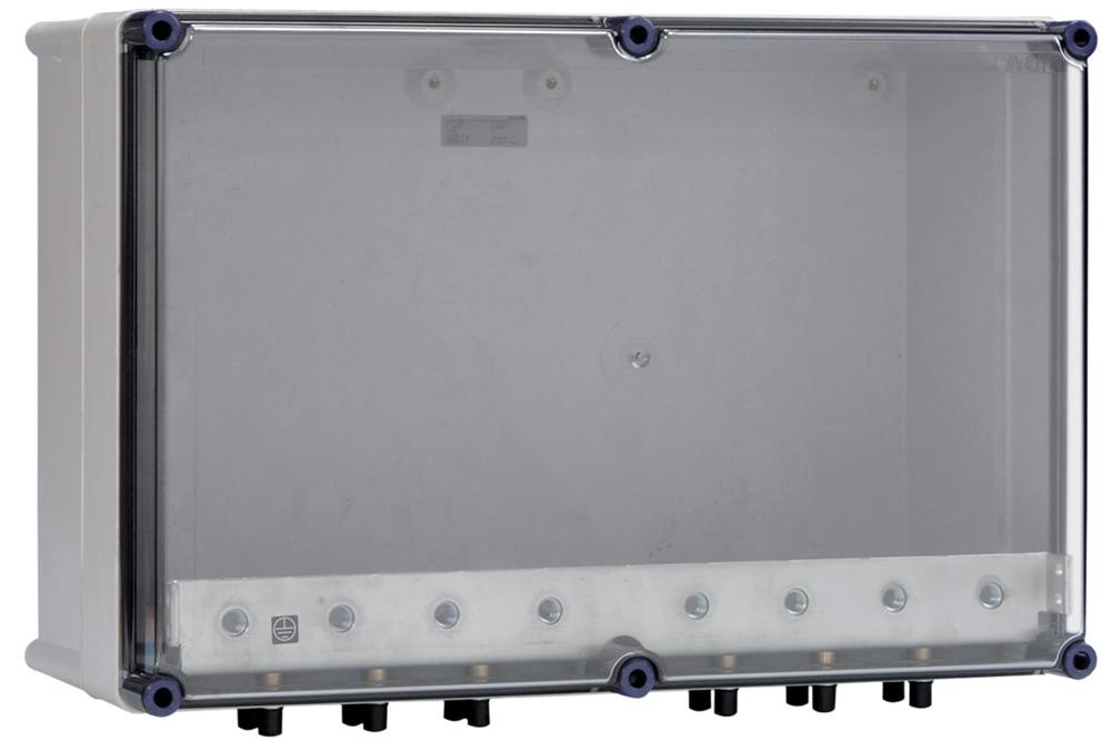 Eaton Holec Halyester aansluitkast AC464 AC4641250/1600A TNC L