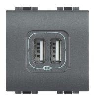 BTicino BTL4285C2 BTI LIVINGLIGHT ANTR.USB VOED