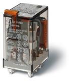 Finder relais 2 wisselcontacten 10A 230V (55.32.8.230.0054)