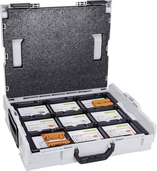 Wago verbindingsklemmenset L-BOXX Mini Assortiment series (887-917)