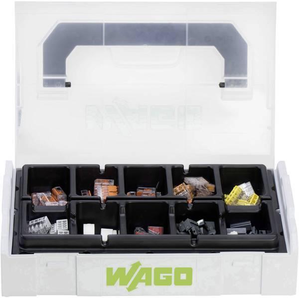 Wago verbindingsklemmenset L-BOXX Mini Assortiment series (887-950)