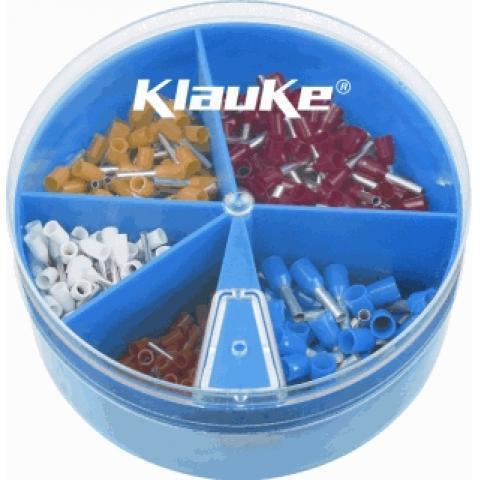 Gustav Klauke (HK Electric) assortimentsdoos adereindhulzen geisoleerd (ST11B)