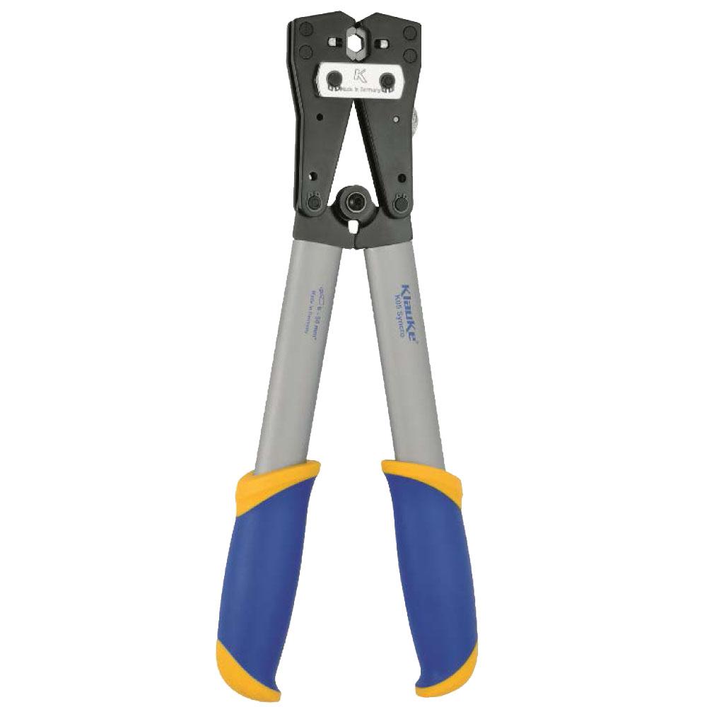 Gustav Klauke (HK Electric) - Perstang voor buiskabelschoenen en verbinders normale uitvoering 6 - 50 mm²