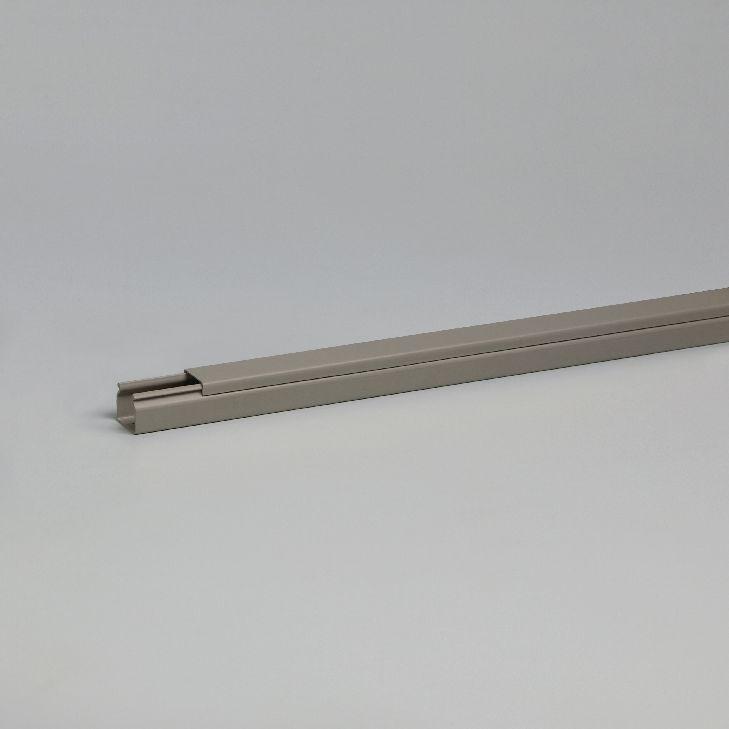 ATTEMA KK kabelkoker 20x18 mm - grijs per 2 meter (9094)
