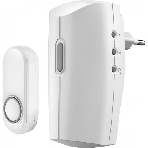 KLIKAANKLIKUIT deurbelset (ACDB-8000AC)