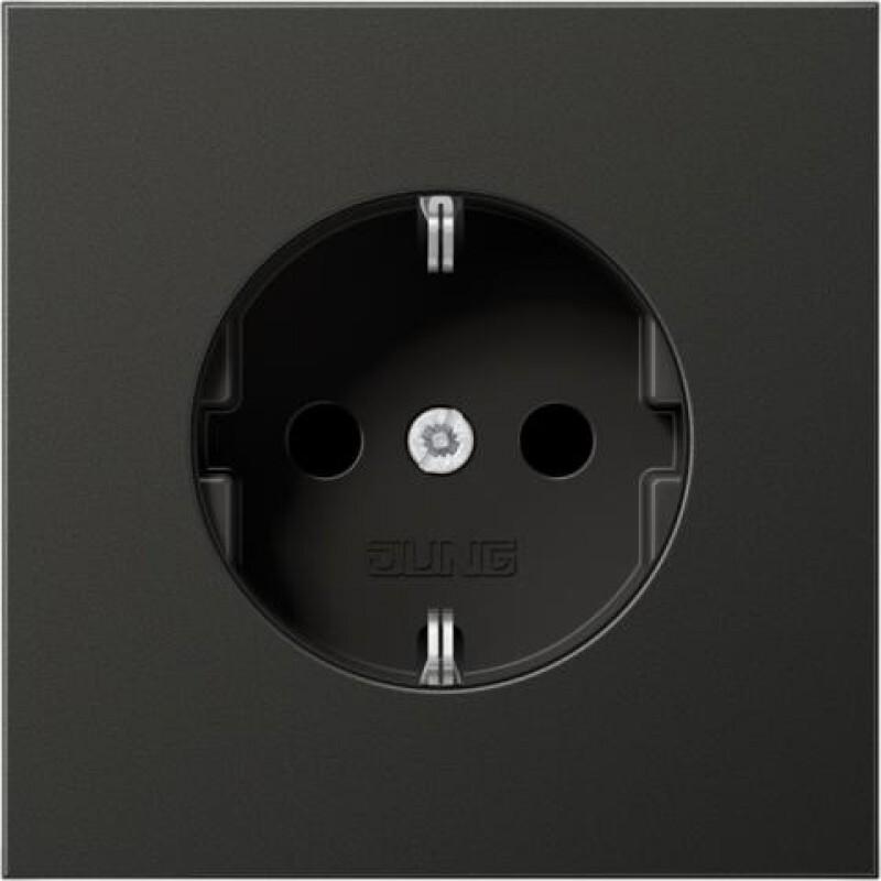 JUNG wandcontactdoos met randaarde 16A 250V (AL1520)