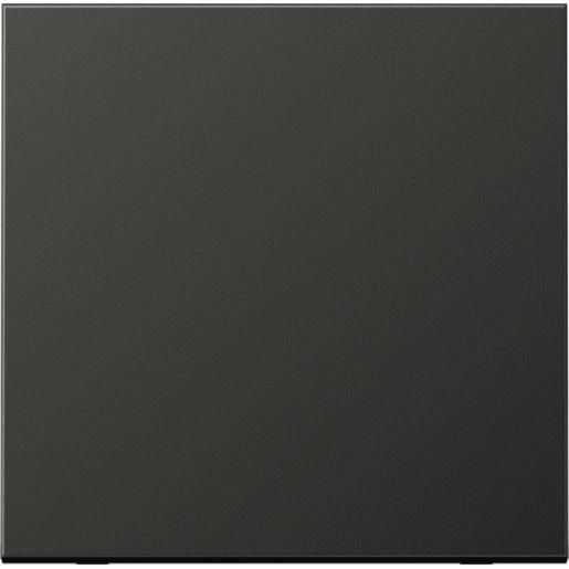 JUNG LS990 stuurafdekking standaard - antraciet (AL 1700 AN)