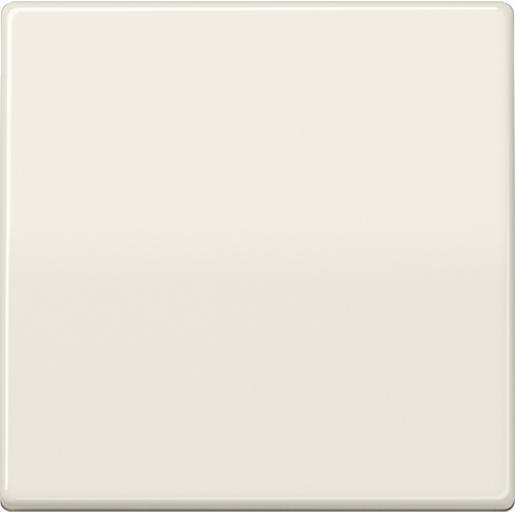 JUNG AS500 stuurafdekking standaard - crème wit (AS 1700)