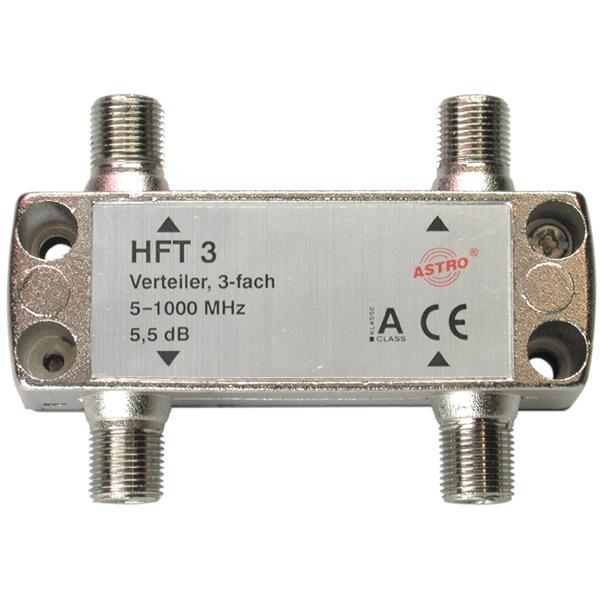 Astro Strobel GmbH (Hemmink) HFT3 ASTRO VERDEELELEMENT 3 F-CONN
