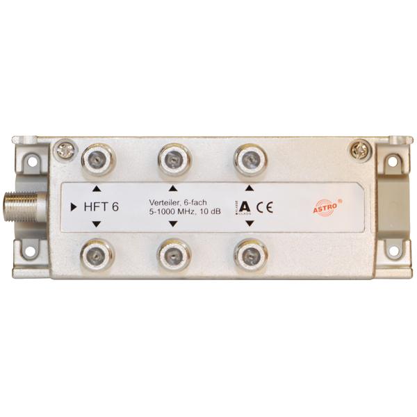 Astro Strobel GmbH (Hemmink) HFT6 ASTRO VERDEELELEMENT 6 F-CONN