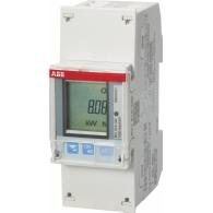 ABB Componenten B21 111-100 ABB E-METER 1F DIR.65A 230V AC
