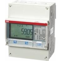 ABB Componenten B23 312-100 ABB ENERGIEMETER 3X65A 230/400