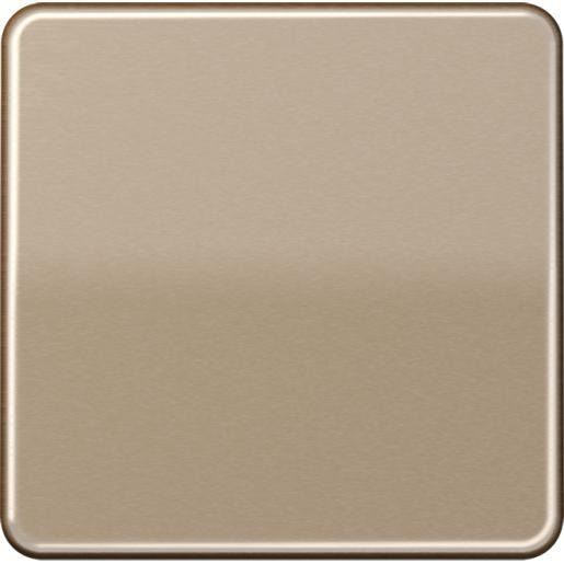 JUNG CD500 stuurafdekking standaard - goud-brons (CD 1700 GB)