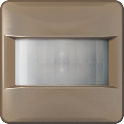 JUNG CD500 automatische schakelaar standaard 1,1m - goud-brons (CD 17180 GB)