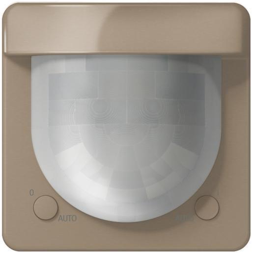 JUNG CD500 automatische schakelaar universeel 2,2m - goud-brons (CD 17281 GB)