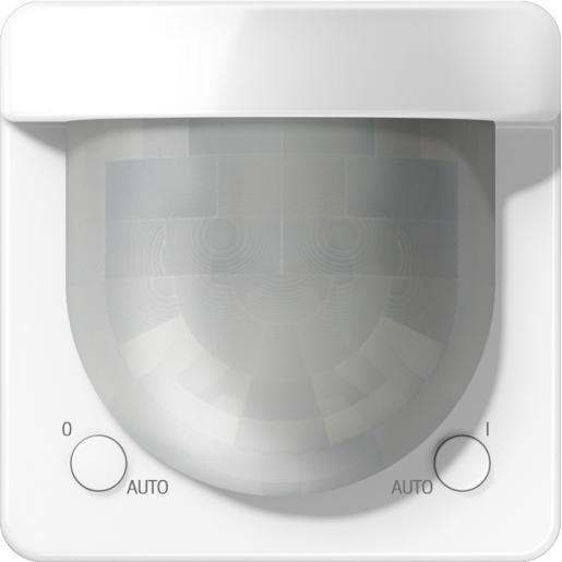 JUNG CD500 automatische schakelaar universeel 2,2m - alpin wit (CD 17281 WW)