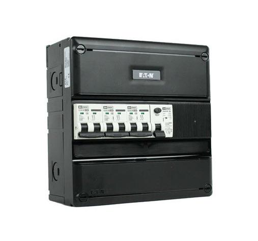 EMAT zekeringkast 1 fase 3 sokkelautomaten 220x220