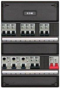 EMAT zekeringkast 1 fase 8 sokkelautomaten 550x220
