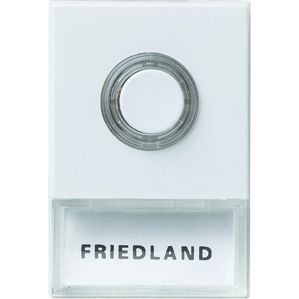 Friedland D723W BELDR WHITE PUSHLIT