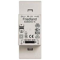 Friedland E3554SN FRIE TRAFO 8V-2A M/SCHAKEL