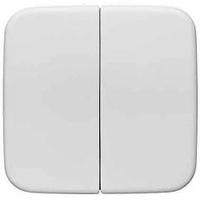 EMAT Serieschakelaar Wip/knop wit