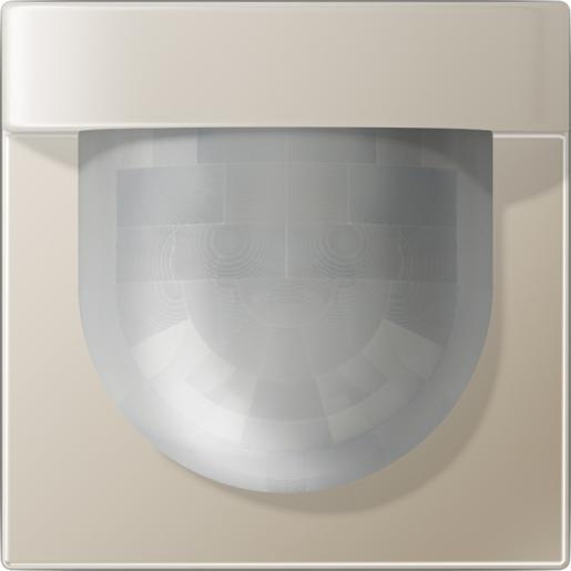 JUNG LS990 automatische schakelaar standaard 2,2m - edelstaal (ES 17280)