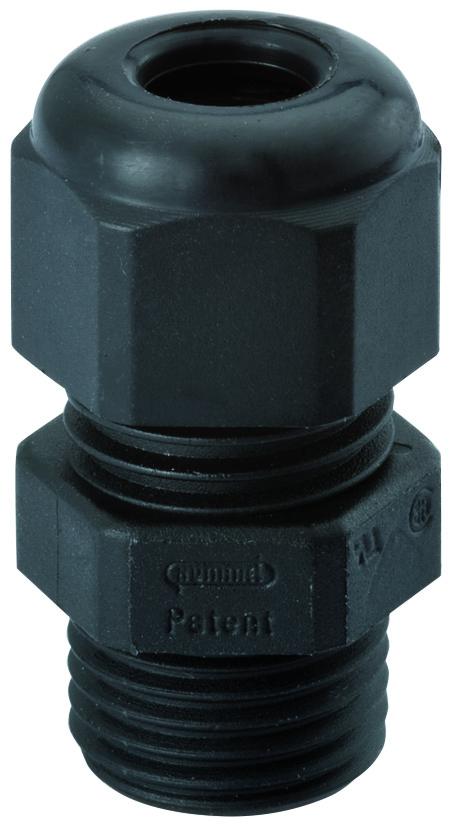 Hummel 1209400150 HUM HSK-K M40X1 5 ZWART