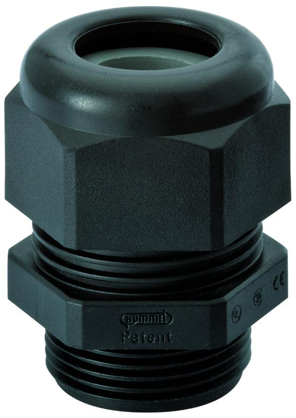 Hummel 1218120150 HUM HSK-K M12X1 5 ZWART