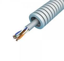 Flexible buis UTP CAT5e kabel - 16 mm per rol 100 meter