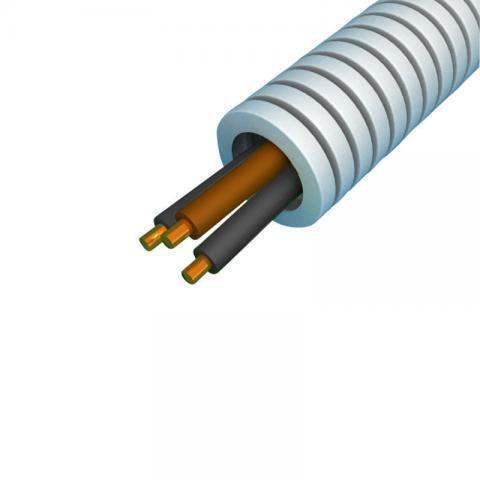 Snelflex Flexibele buis VD draad 3x1,5 mm - 16 mm rol 100 meter
