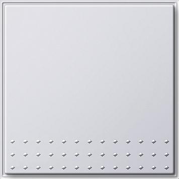 Gira TX_44 tastschakelaar uit-wissel zuiver wit