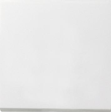 Gira F100 kruisschakelaar zuiver wit