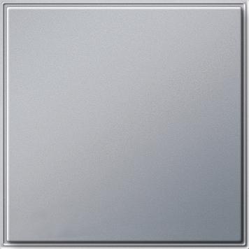 Gira TX44 blinde afdekking (SW IB) aluminium (026865)