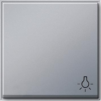Gira TX_44 Wip symbool licht  (SW IB) aluminium