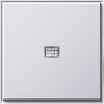 Gira TX_44 wip met controlevenster (SW IB) zuiver wit
