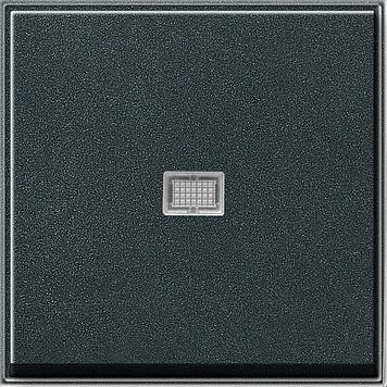 Gira TX_44 wip met controlevenster (SW IB) antraciet