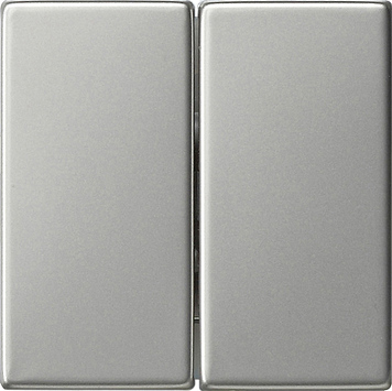 Gira wip 2-voudig - systeem 55 edelstaal (0295600)