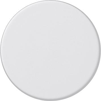 Gira Systeem 55 dimmerknop - zuiver wit mat (091027)
